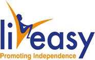 Liveasy Promoting Independence Logo